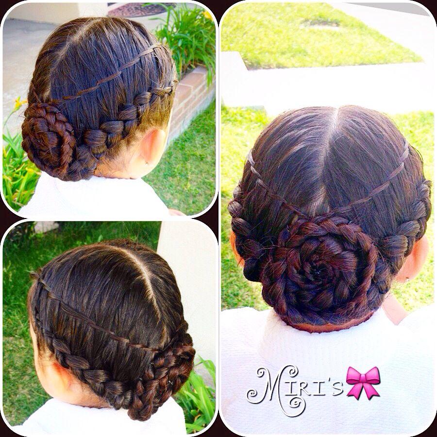 Hair style for little girls прически pinterest hair style
