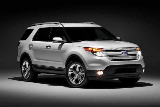 Cool Ford 2017 2016 Explorer