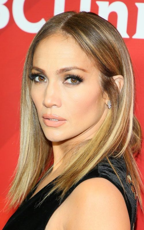 jennifer lopez lob haarschnitt neue frisuren pinterest. Black Bedroom Furniture Sets. Home Design Ideas