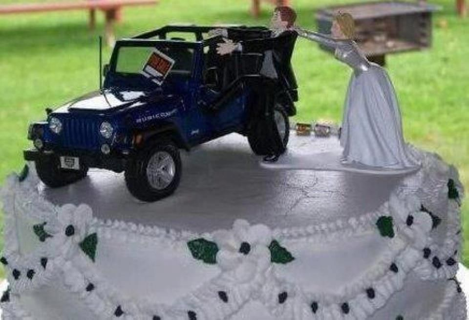 341 best images about Jeep Theme Wedding Ideas on