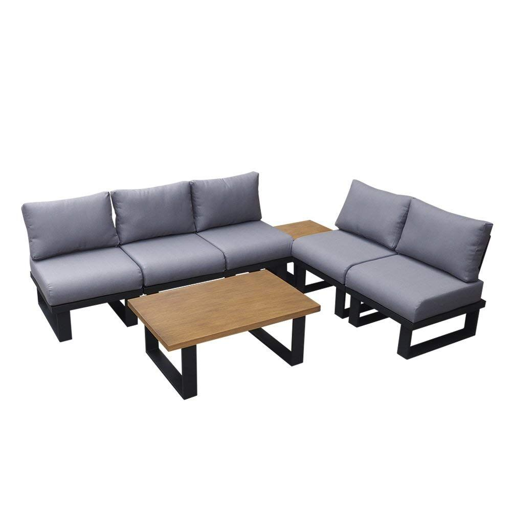 Outdoor Patio Furniture Conversation Set With Coffee Table Patio Furniture Conversation Sets Outdoor Patio Decor Modern Outdoor Furniture