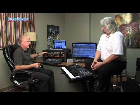 Sweetwater Minute Vol. 162, Portable Pro Tools HD Studio - YouTube