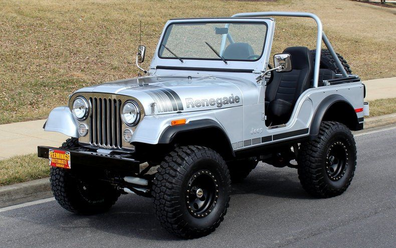 1979 Jeep Cj5 Pro Touring 4x4 V8 Lifted Offroad For Sale To Buy Or