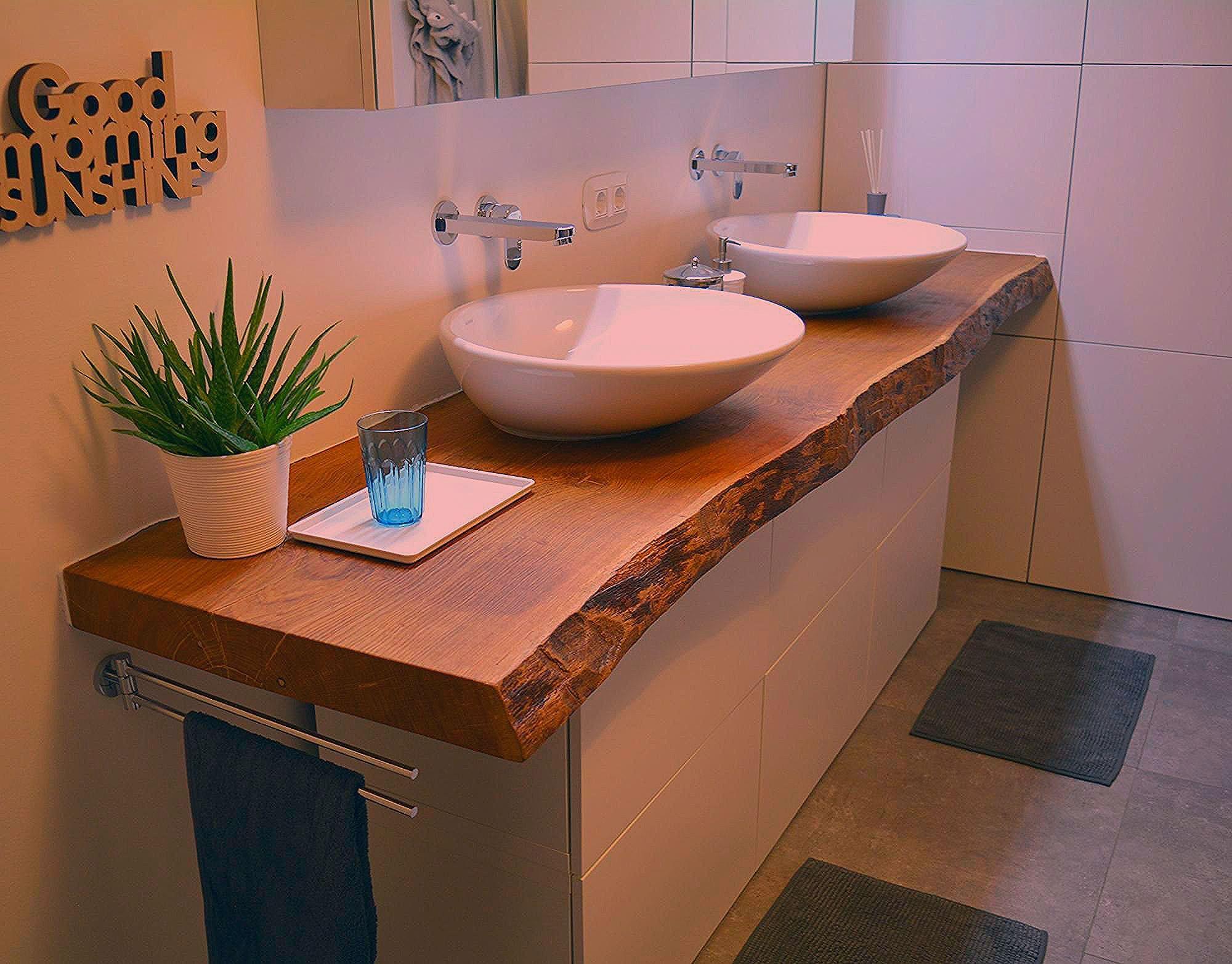 Waschtisch Aus Massivholz Das Highlight In Ihrem Badezimmer