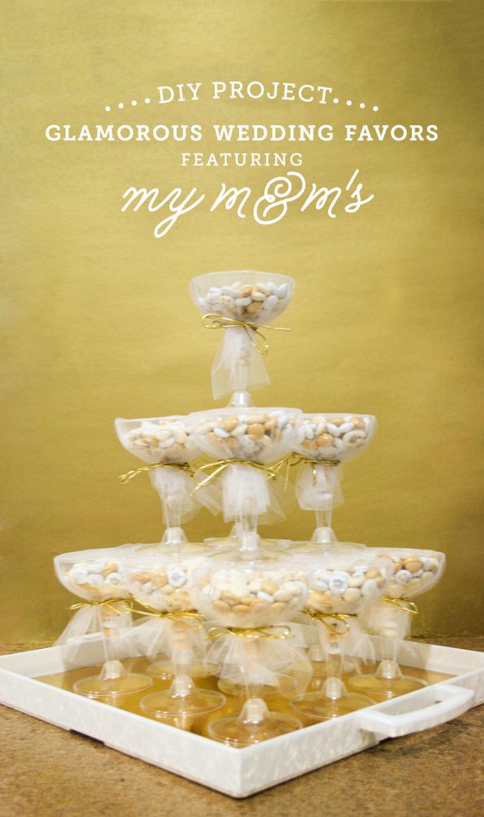 Glamorous Bridal Shower or Wedding Favor Idea featuring My MuMus