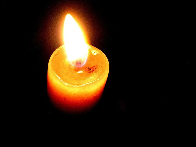 Candle's flame