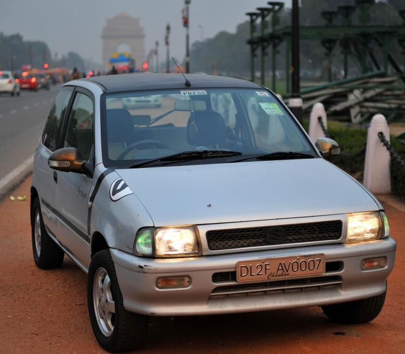 Used 2003 Maruti Suzuki Zen Car For Sale In Delhi Id 1415376312