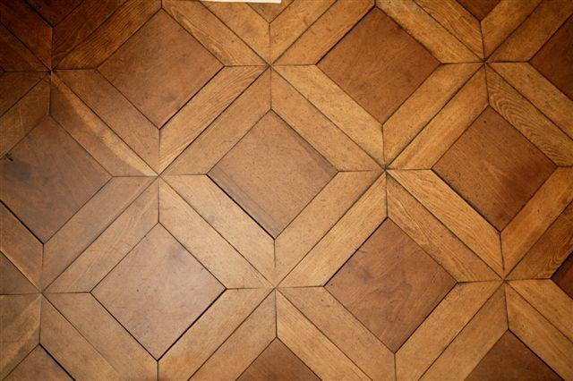 Thomas Jefferson S Monticello Parquet Pattern Wood