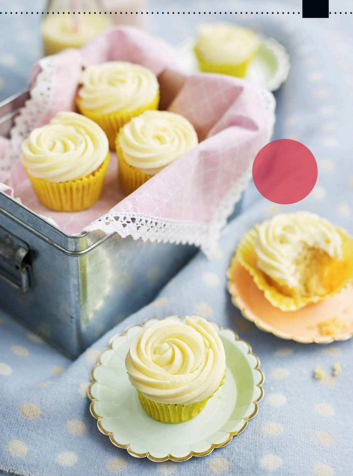 Bbc_good_food_uk__july_2018_image_58 vanilla cupcakes