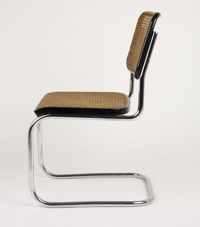 La sélection AD de pièces Bauhaus Bauhaus, Fauteuil