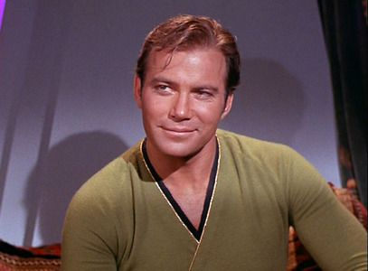 One Of My Favorite Things In Tos Is When Shatners Hair Starts