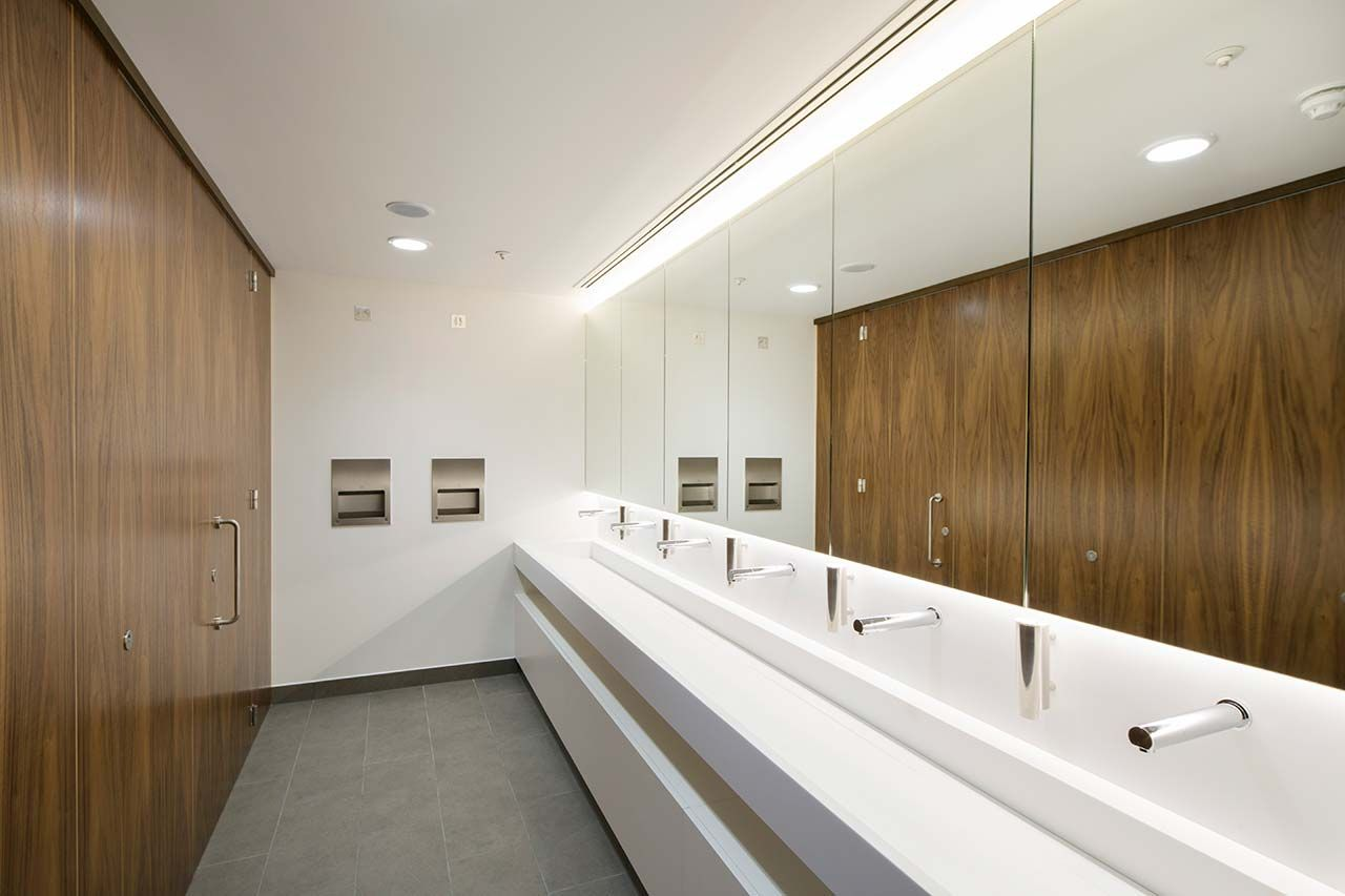 Bam Properties 110 Queen Glasgow With Krion Solid Surface