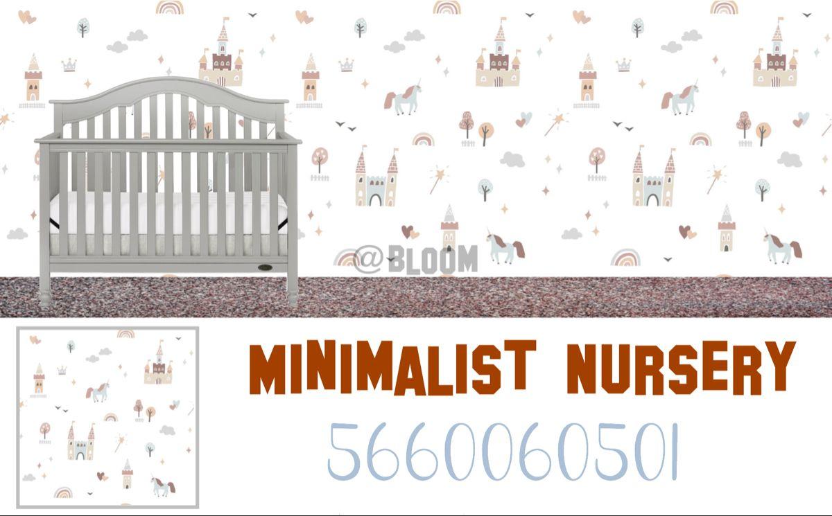 Minimalist Nursery | Unique House Design, Minimalist Nursery, Baby Room Decals
