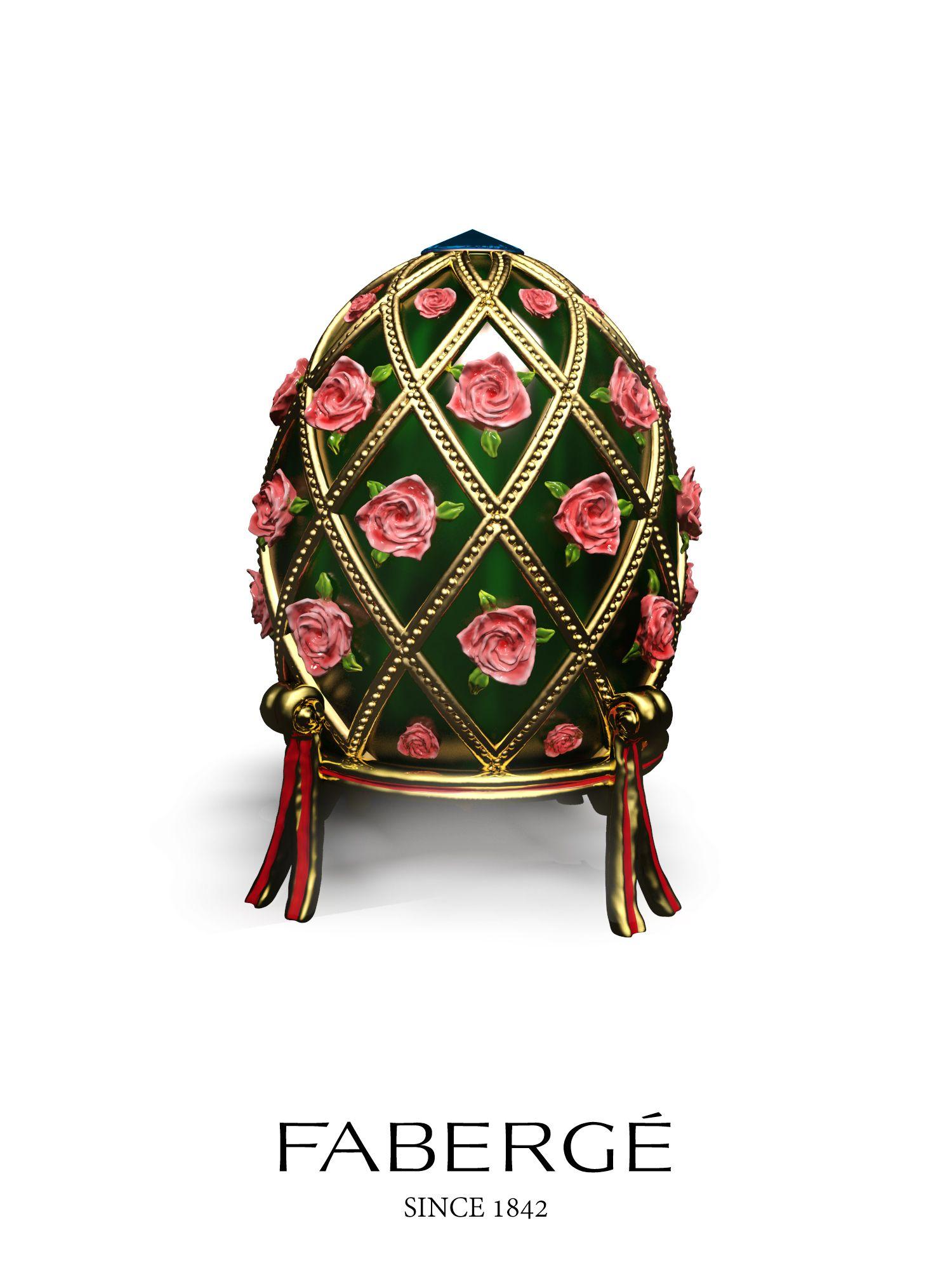 Faberge 3D model