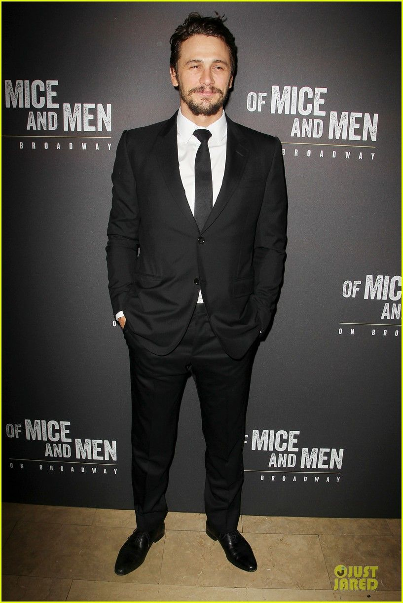 Leighton Meester Says 'Of Mice & Men' Costar James Franco Is Very Funny! | Chris O'Dowd, James Franco, Leighton Meester Photos | Just Jared