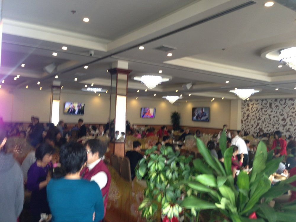 King Wah Restaurant Milpitas Ca United States Packed On A
