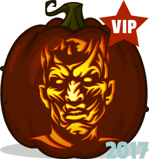 Night King Pumpkin Pattern Game Of Thrones Pumpkin Carving Ideas