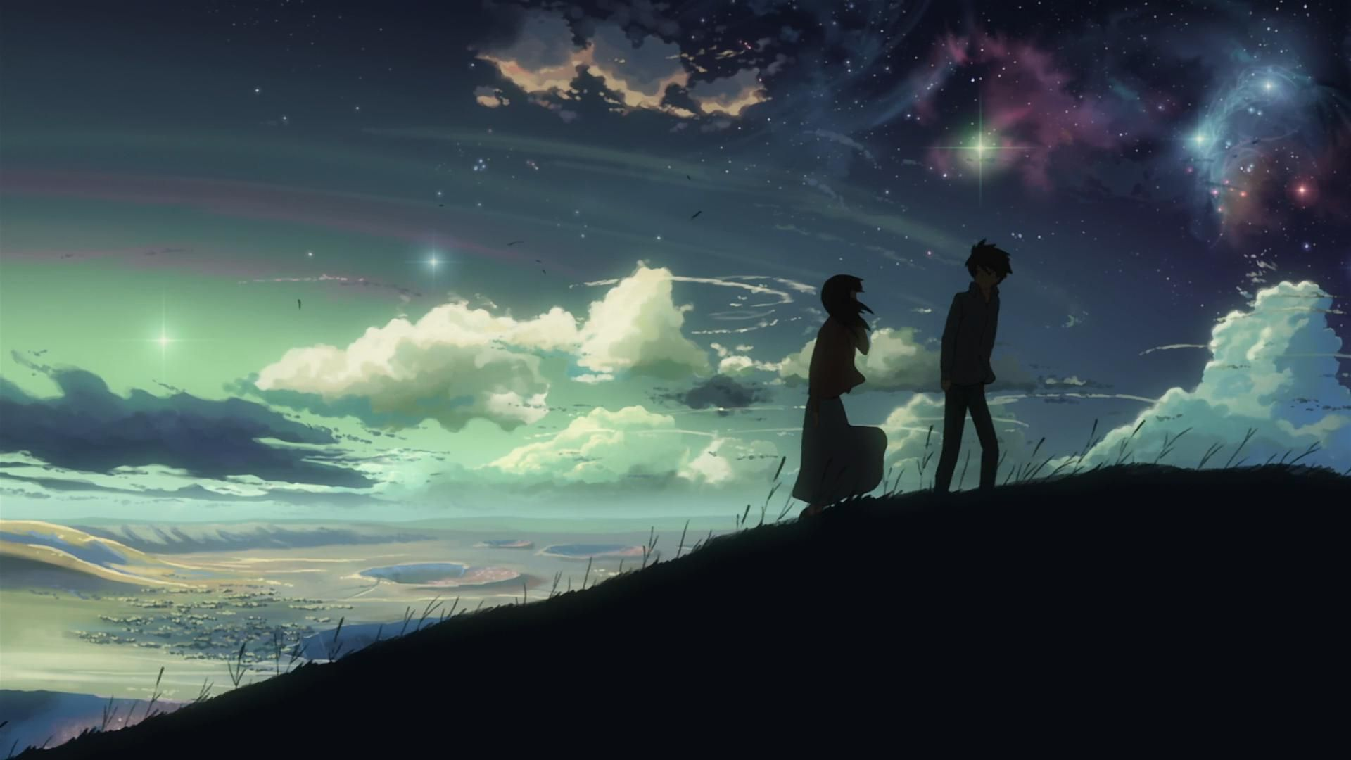 5 Centimeters Per Second [BD] Anime rùng rợn, Anime