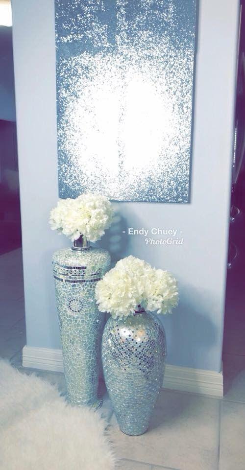 Diy Vase Decor By Endy S Decor On My Home Decoration ️ Home Decor Room Decor