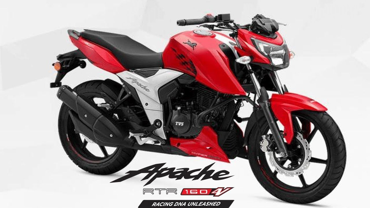 Tvs Apache Rtr 160 4v Review Specifications Features Tvs Apache