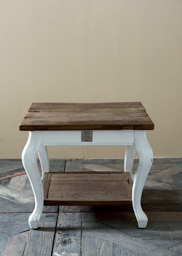 Riviera Maison Bijzettafeltjes.Riviera Maison Driftwood Coffee Table 60x60