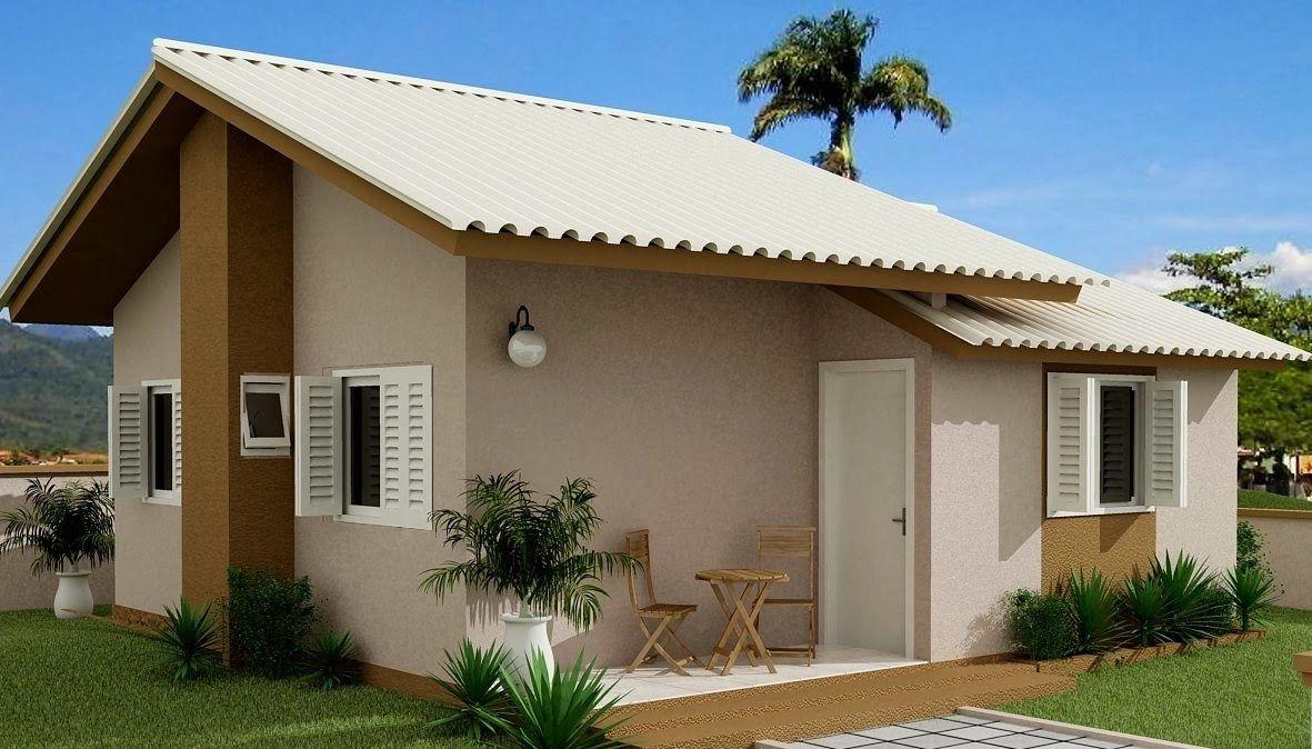 Fotos de fachadas de casas modernas com telhado aparente | Fachadas ...
