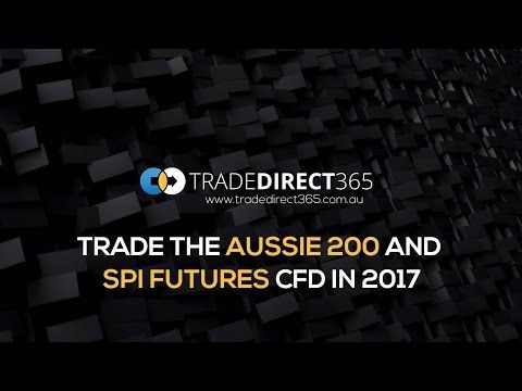 Trade australian spi and cfd contracts
