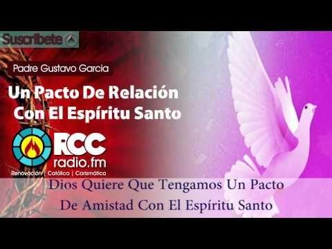 Un Pacto de Relación con el Espíritu Santo