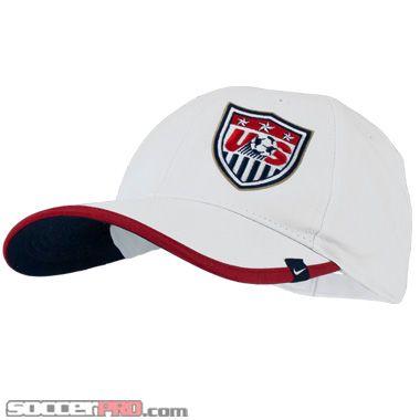 Nike USA Soccer Core Cap - White... 21.59  78baf345273