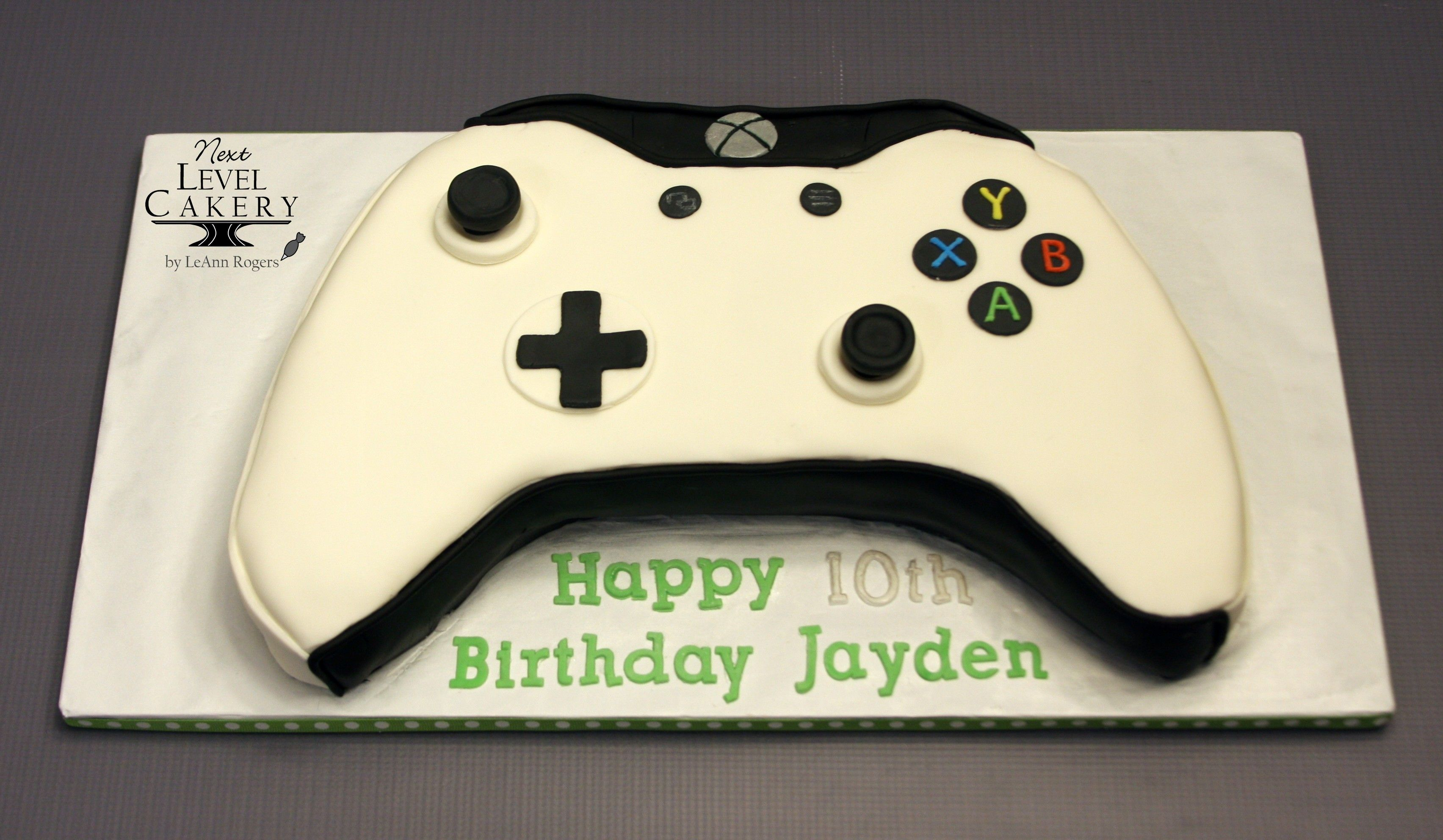 xbox controller cake | Next Level Cakery cakes | Pinterest | Xbox ...