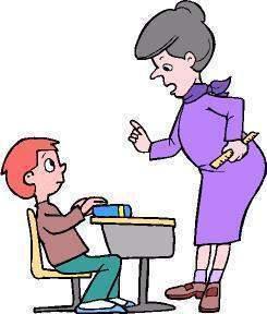 Disciplina Dibujo Facil Buscar Con Google School Discipline Student Jokes Student Behavior