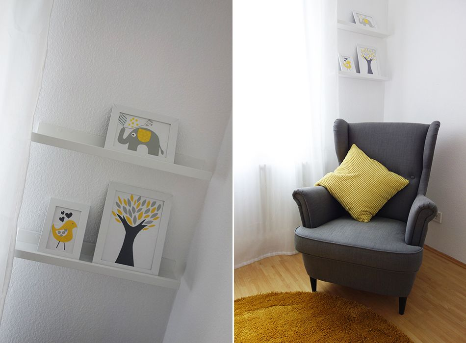 10 best images about babyzimmer on pinterest | yellow gray