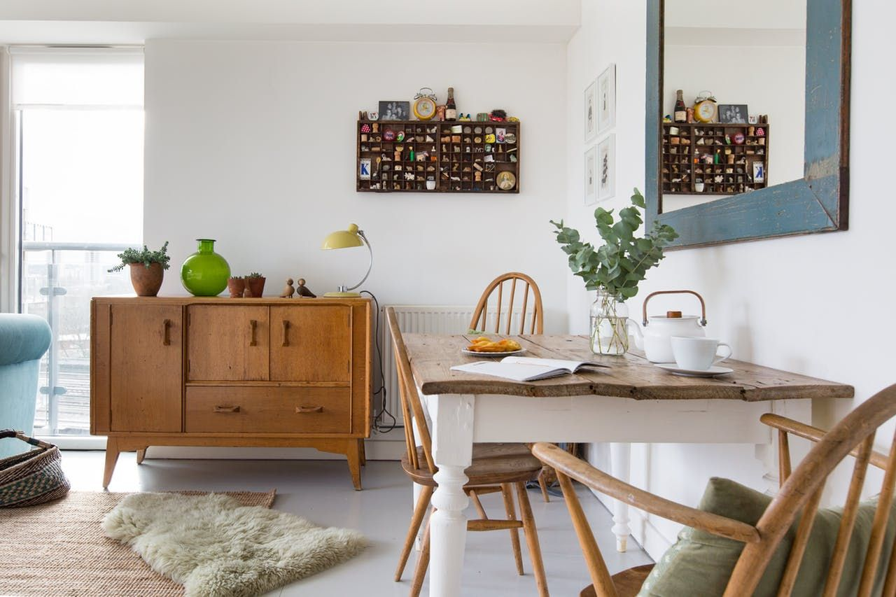 House Tour An Eclectic And Always Changing London Flat Casas Y  # Muebles Nuevo Hogar