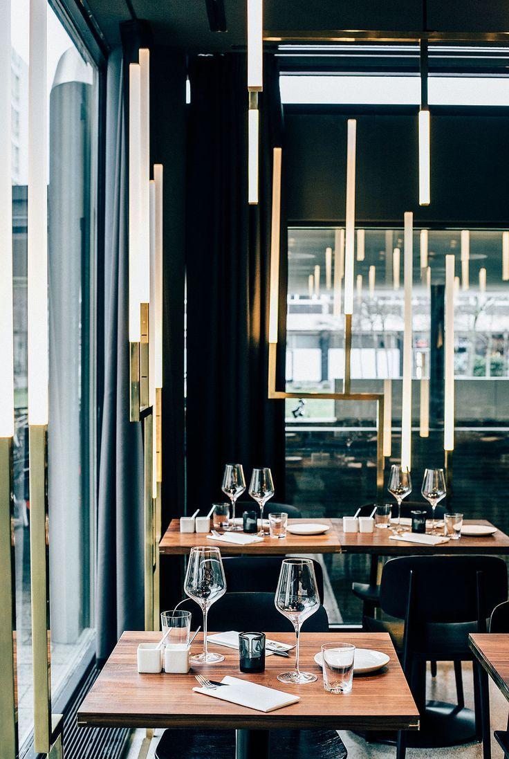 interiors - Midcentury Restaurant Interior