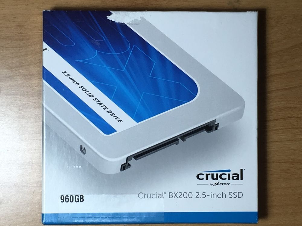 Crucial Bx200 960gb Sata 3 6gb S Ssd 2 5 Solid Drive Ct960bx200ssd1 649528774156 Crucial Drone With Hd Camera Ebay Fpv Drone