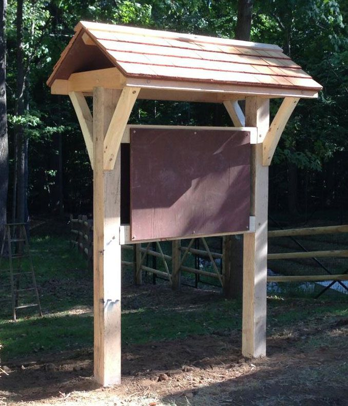 Pin by Mindi Bell on To build in 2019 | Kiosk design, Outdoor