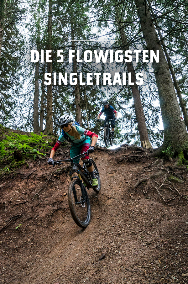 tirol single trails