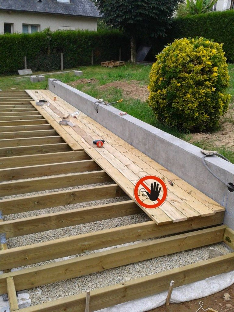 Construire Terrasse En Bois les pièges de la construction d'une terrasse en bois | blog