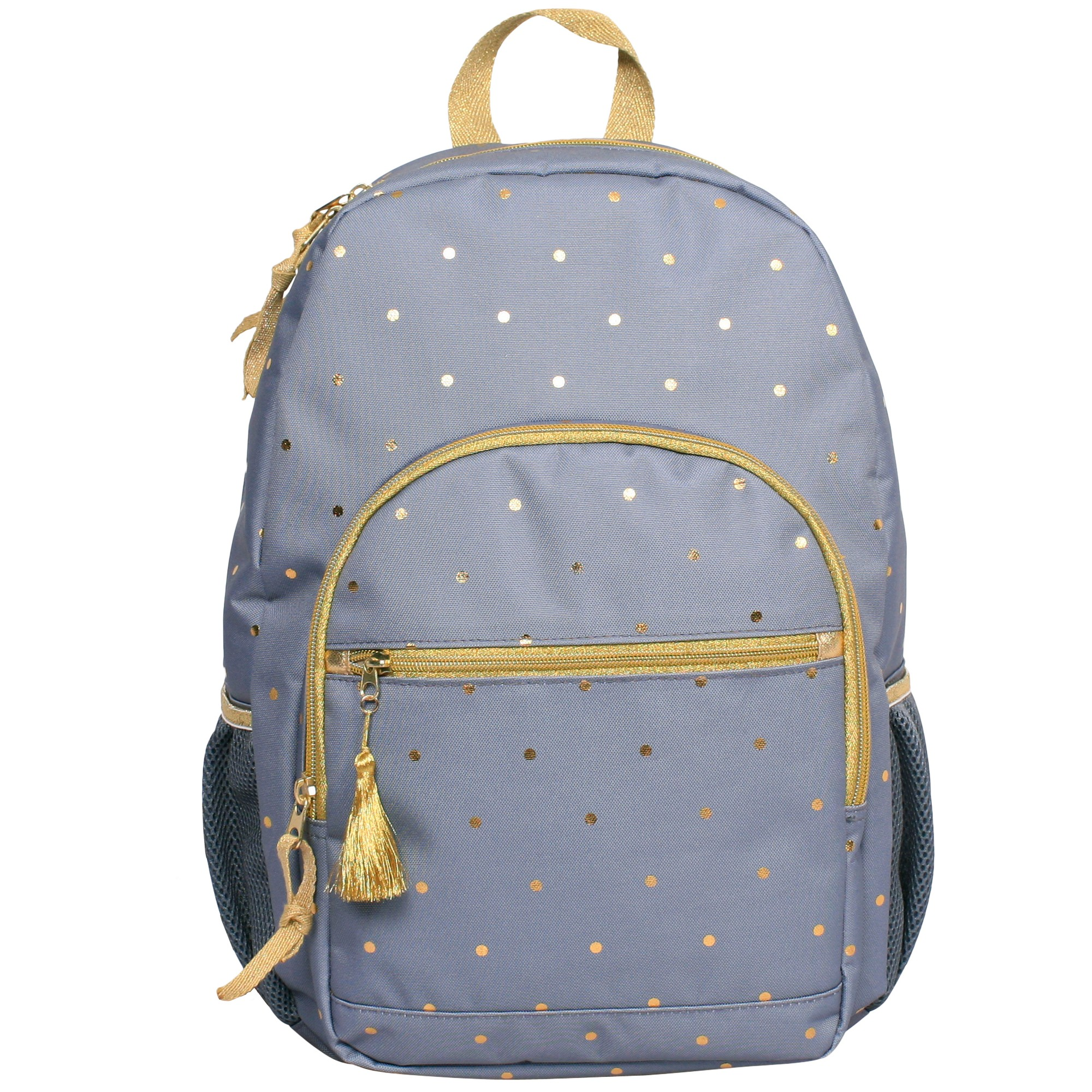 1dac1ea74e Kids  Backpack Gold Dot 17 - Cat   Jack