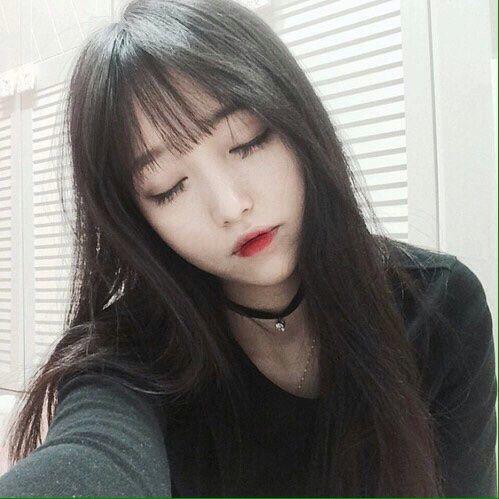 girl lips asian Pretty