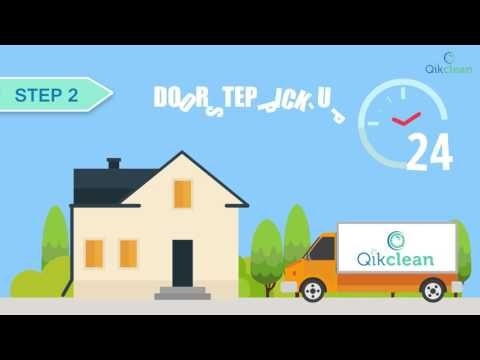 QikClean Quick and Easy Way to Get Laundry Done