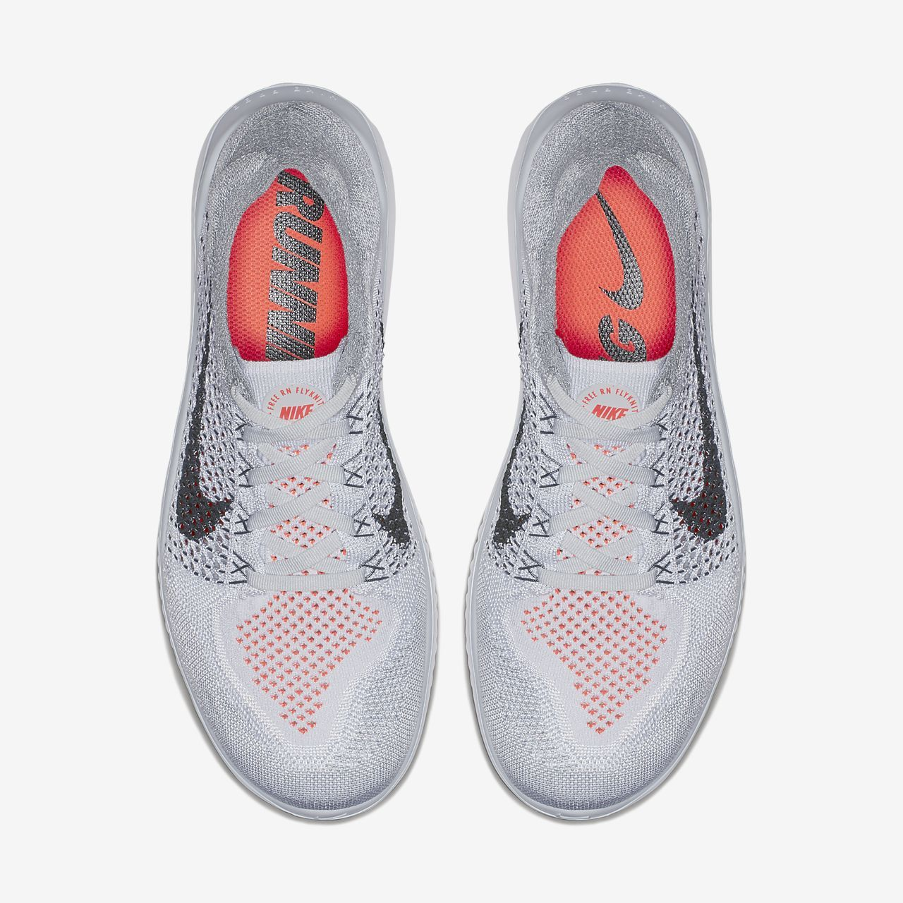 Nike Men's Free Rn Flyknit 2018 Competition Running Shoes
