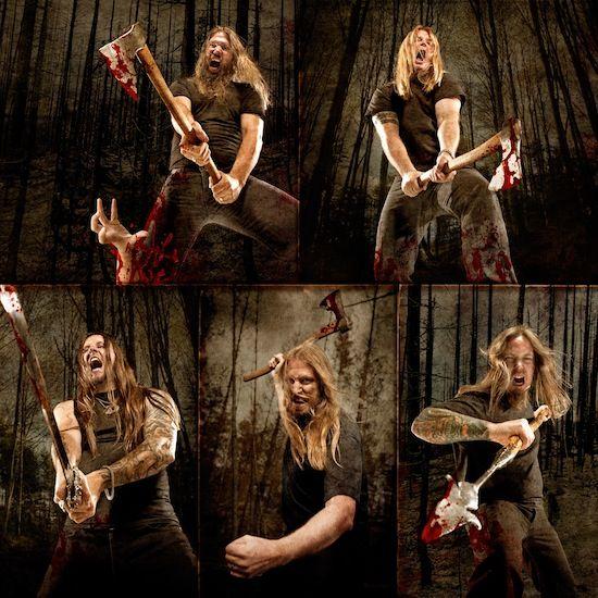 Amon Amarth viking metal band i like | Hard rock, Grupo