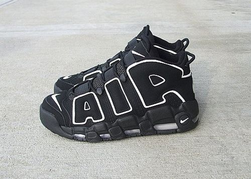 a22fb1210e57 Old Nike Air Uptempo s (Had a pair of these in middle school ...