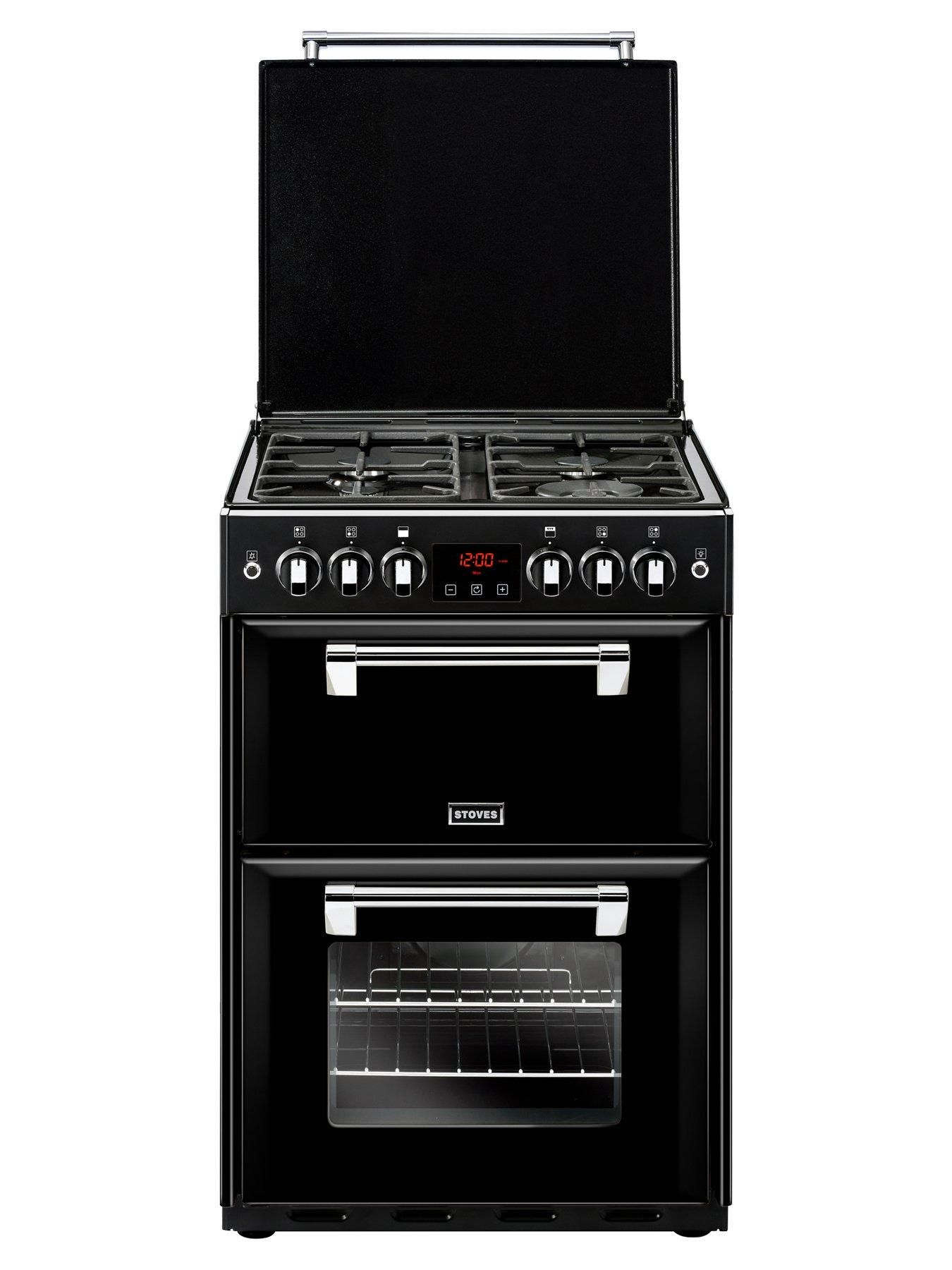 Best Stoves Richmond 600G 60Cm Wide Gas Cooker With Optional 640 x 480