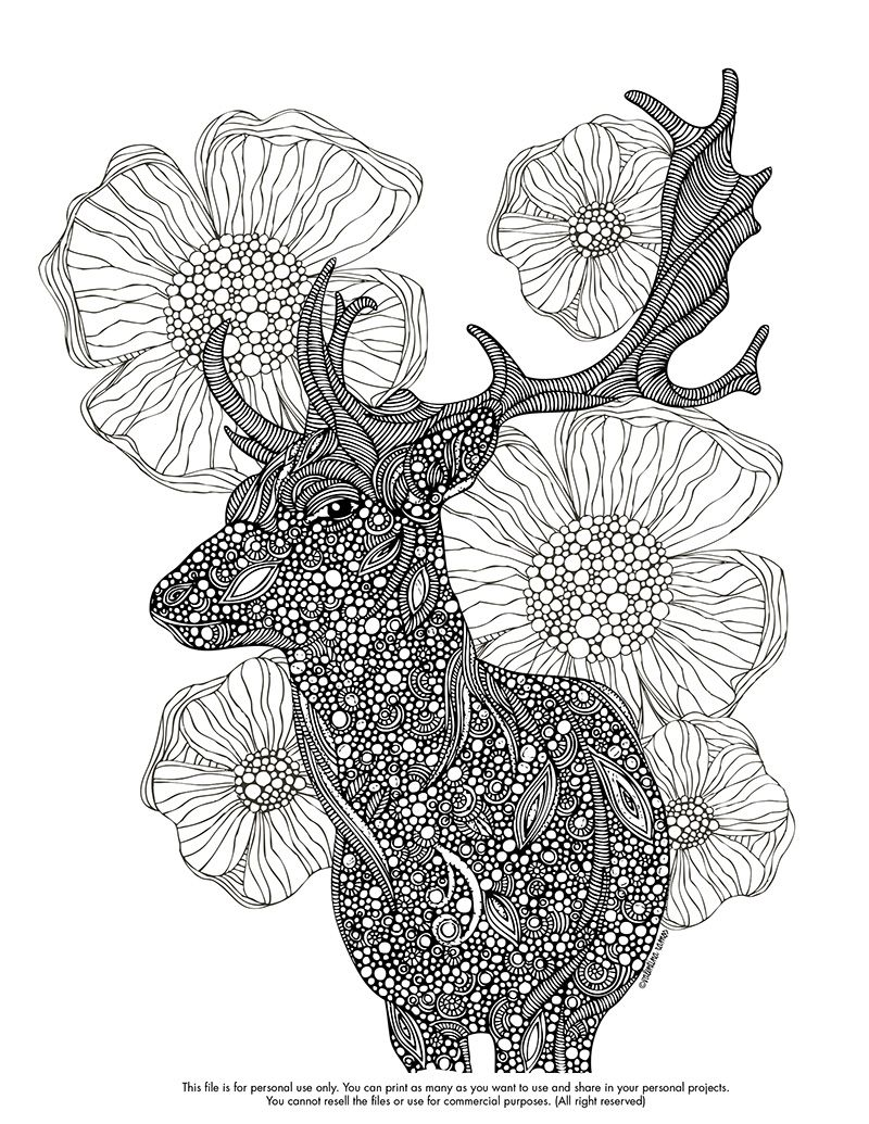 Happy Coloring Monday! Here you free coloring page for this week ...