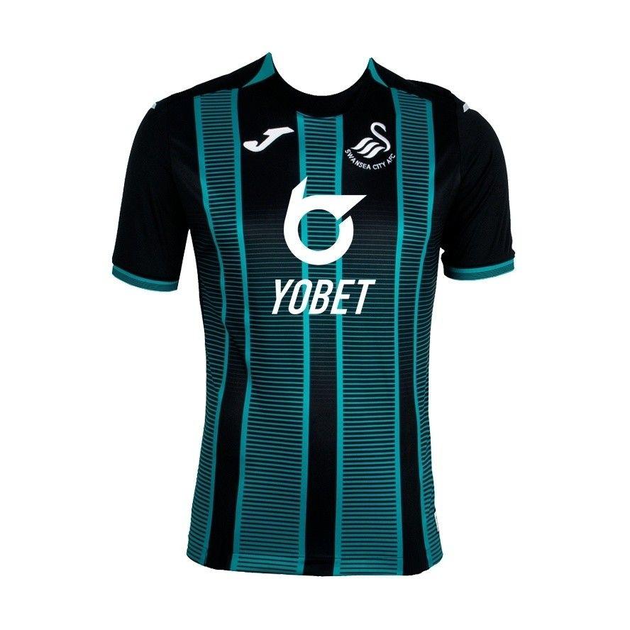 Swansea 19 20 Away Camisas De Futebol Camisa Futebol