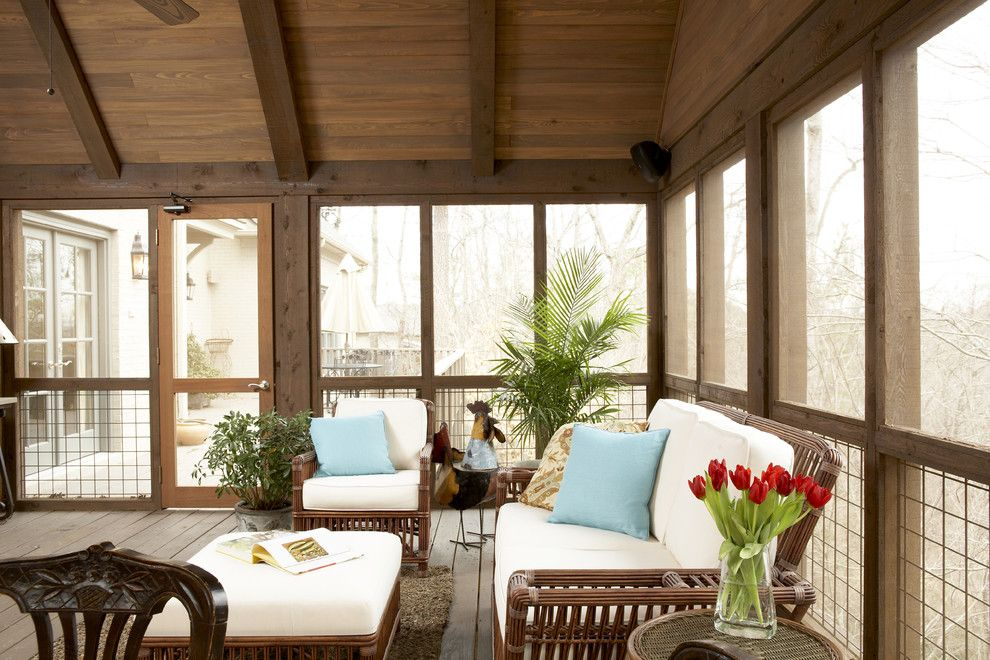 ideas kindesign cozy relaxing and porch design screen screened amazingly