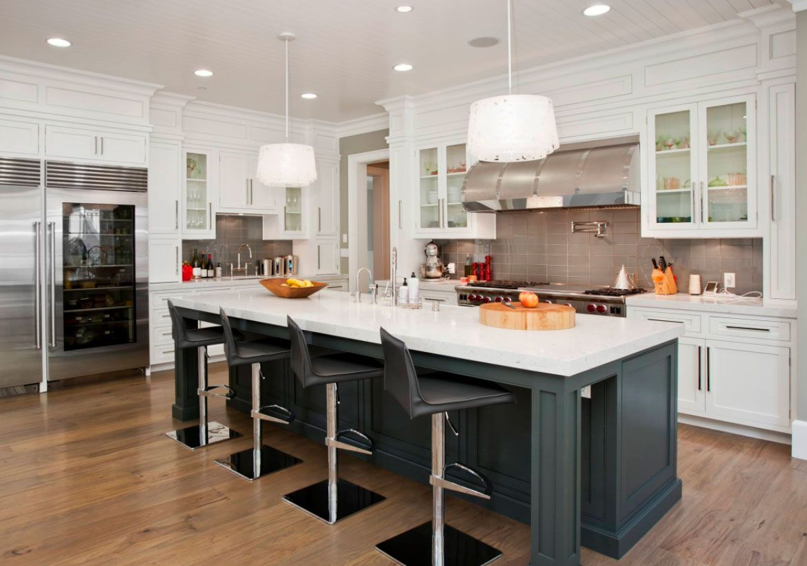 What Is A Kitchen Soffit And Can I Remove It Kitchen Soffit Home Remodeling Home Decor Kitchen