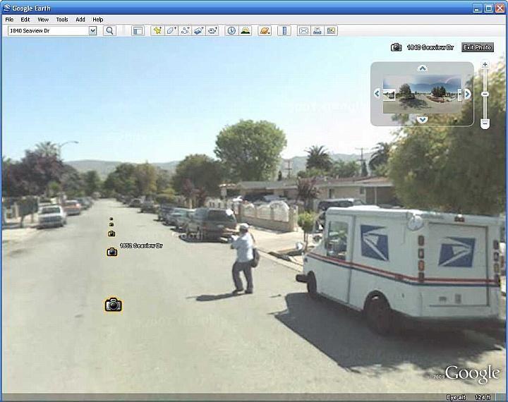 google earth 62 3d street view